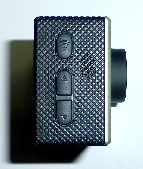 操作ボタン側