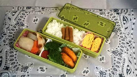 1447325118663根菜とちくわの煮物弁当-1