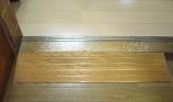 木製スロープ