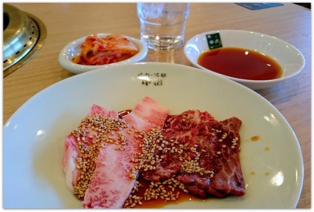 青森県 弘前市 中道 なかみち さくら野店 焼肉 ランチ 温麺ランチ グルメ