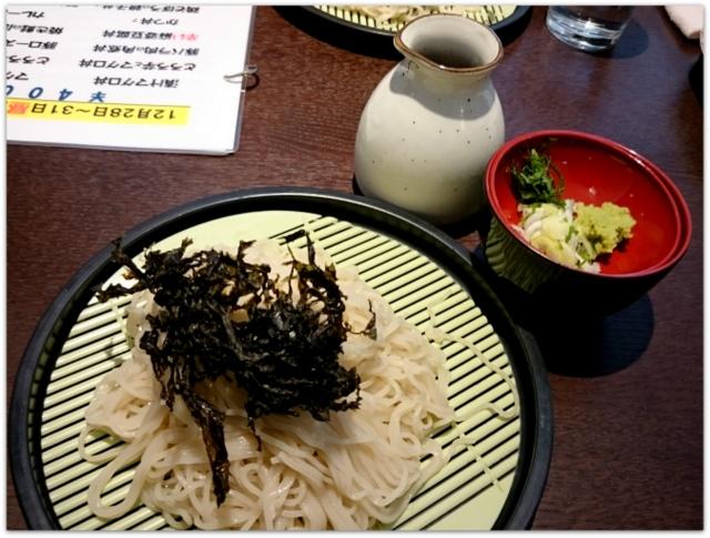 青森県 弘前市 ランチ グルメ 高田 辛い麻婆豆腐丼 年越しそば