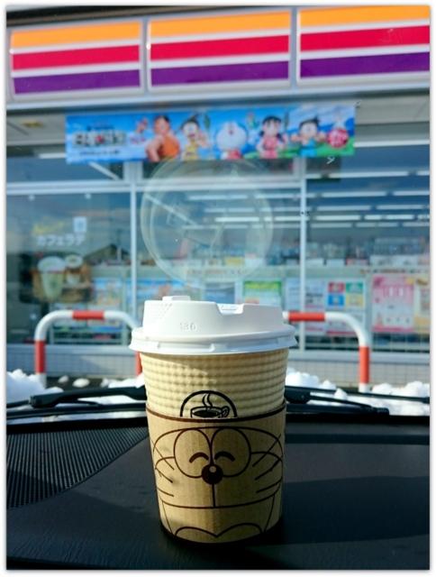 サークルK コーヒー ドラえもん