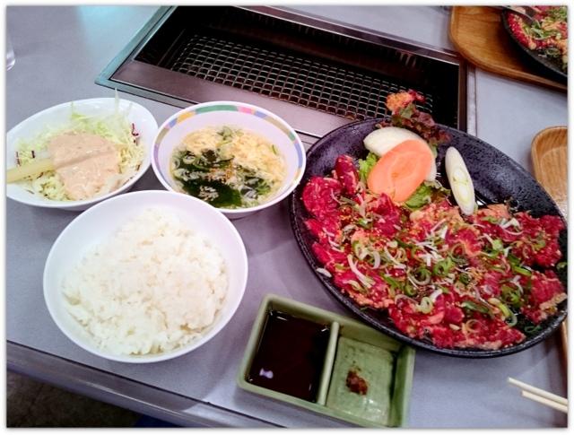 青森県 青森市 焼肉 赤い唐辛子 グルメ