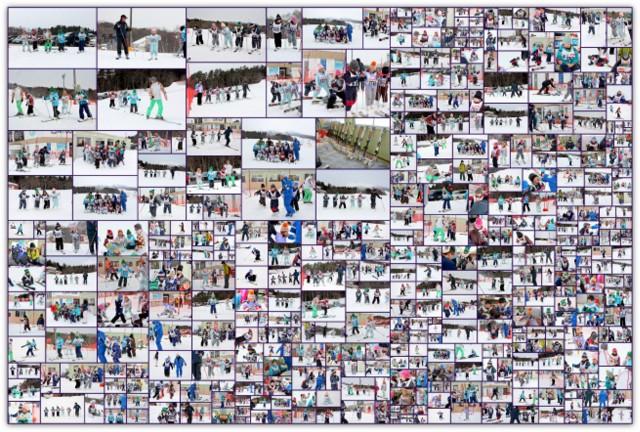 青森県 弘前市 保育園 保育所 幼稚園 スナップ写真 出張カメラマン イベント撮影 行事写真 同行カメラマン フリーカメラマン インターネット写真販売 スキー教室