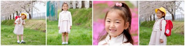 青森県 弘前市 カメラマン 写真撮影 出張撮影 入学式 入園式 七五三 誕生日 家族写真 記念写真 ロケーション