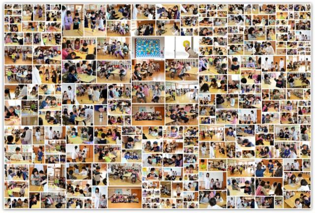青森県 弘前市 保育所 保育園 幼稚園 出張カメラマン スナップ写真撮影 インターネット写真販売 イベント写真撮影 行事写真撮影 科学教室