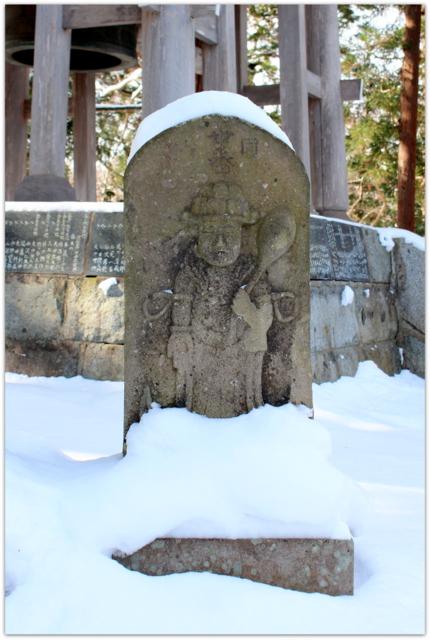 青森県 弘前市 神社 仏閣 寺院 求聞寺 ぐもんじ 津軽三十三観音霊場 第三番札所 西国三十三所 石像
