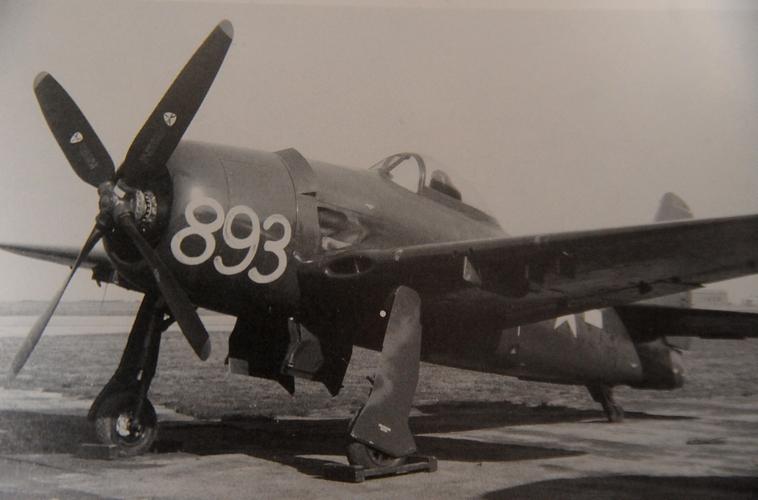 グラマンF8Fベアキャット