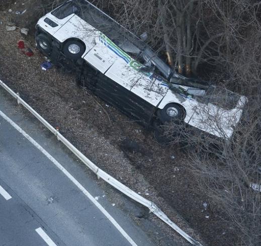 バス事故②