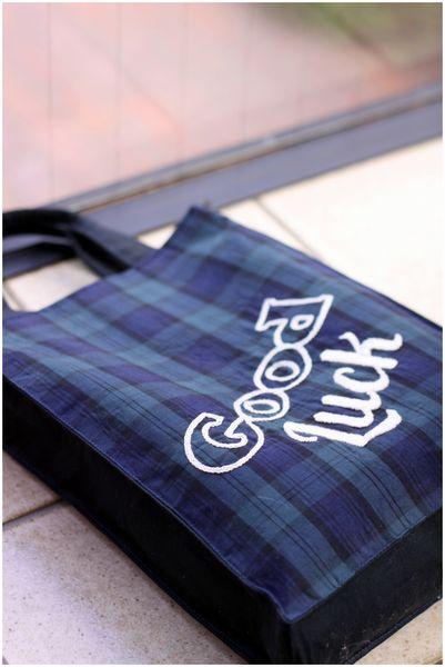 good luckバッグ横から 原寸mini