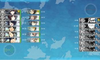 E-1-J昼戦5戦目終了