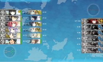 E-3-K昼戦5戦目終了