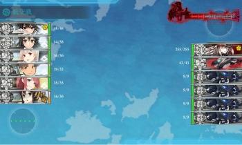 E-5-N昼戦7戦目