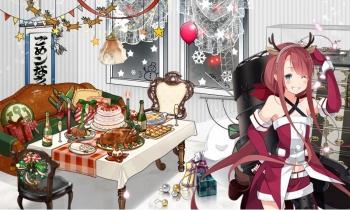 2015メリークリスマス江風
