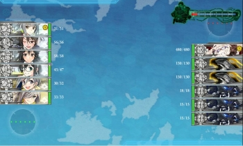 E-2ボス昼戦7戦目