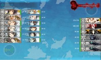 E-3ボス昼戦5戦目