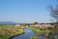 水辺プラザかもと(上内田川)