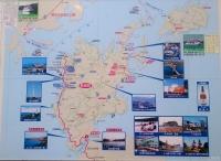 黒之瀬戸だんだん市場(地図)