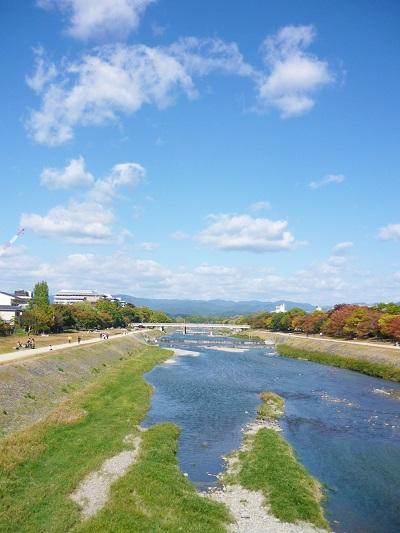 2015・10・25鴨川