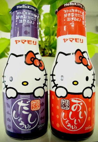 キティちゃん醤油