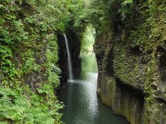 ヒプノセラピー スピリチュアルライフ 高千穂峡 真名井の滝