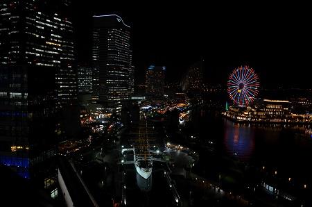 306部屋からの夜景