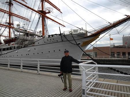 119帆船日本丸