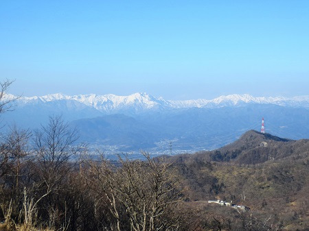 014上越の山々