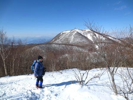 042地蔵岳と
