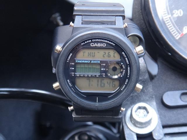 s-7:18出発時気温