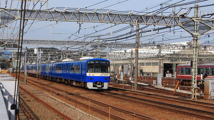 20151101京浜急行金沢検車区3-1a