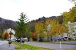 層雲峡の秋