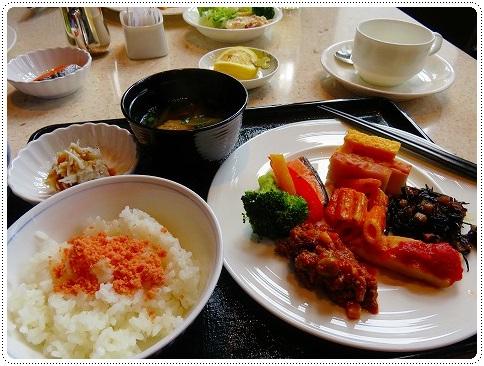 朝ご飯をしっかり食べて~!