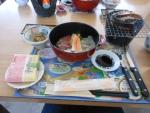 海鮮丼(2015.12.19)
