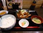 博多とりてき定食(2016.1.2)