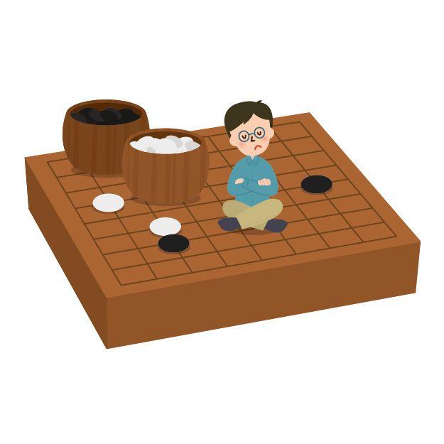 囲碁 駄目