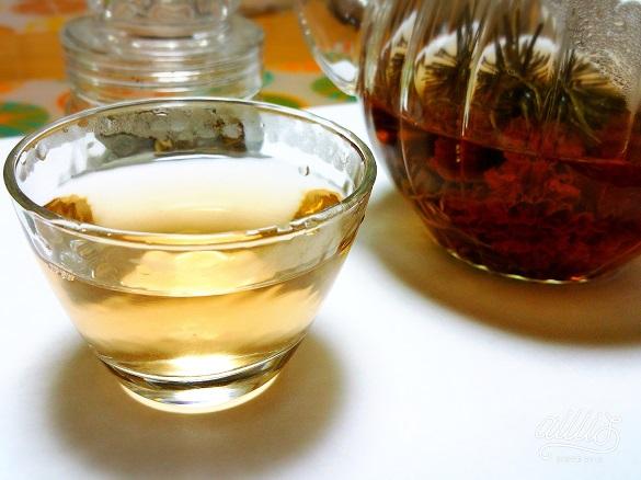 カーネーション茶