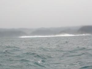 DSCN1409 岸寄りには航行出来ない