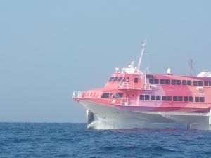 DSCN1744 大島行き高速船
