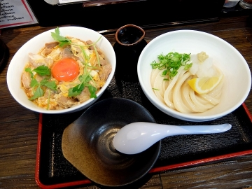 Ah-麺親子丼セット1