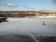 今朝の雪の様子