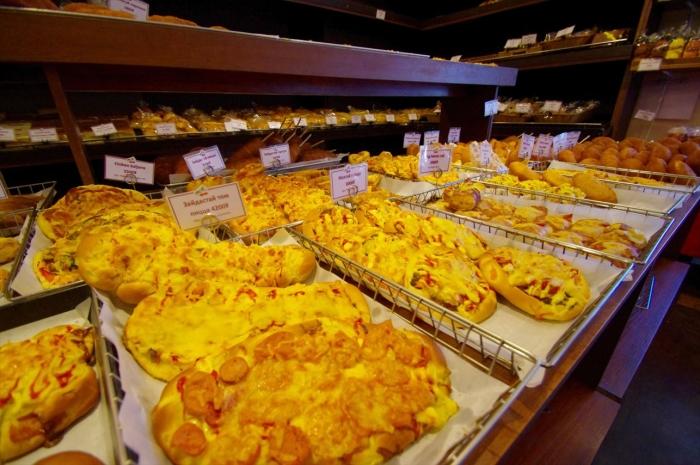 ウランバートルのパン屋さん (2)