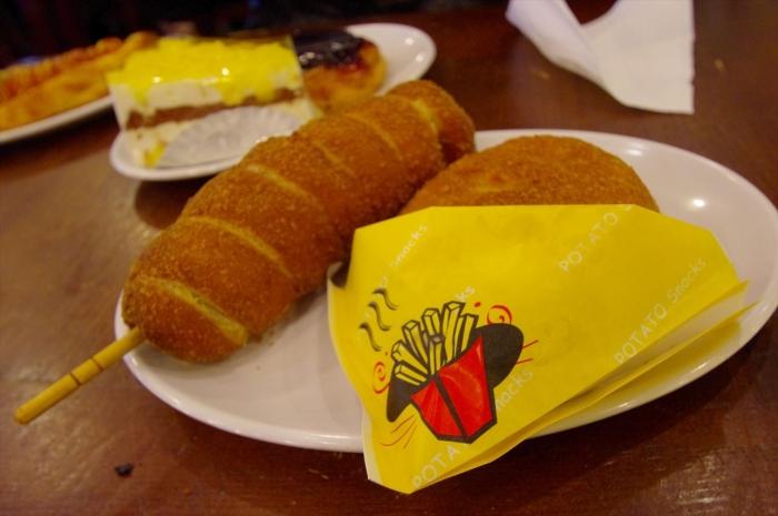 ウランバートルのパン屋さん (7)