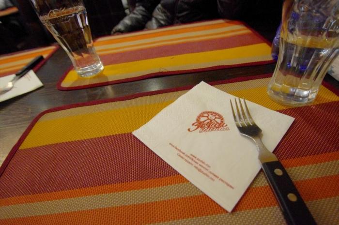 モンゴル料理がまずい… (3)