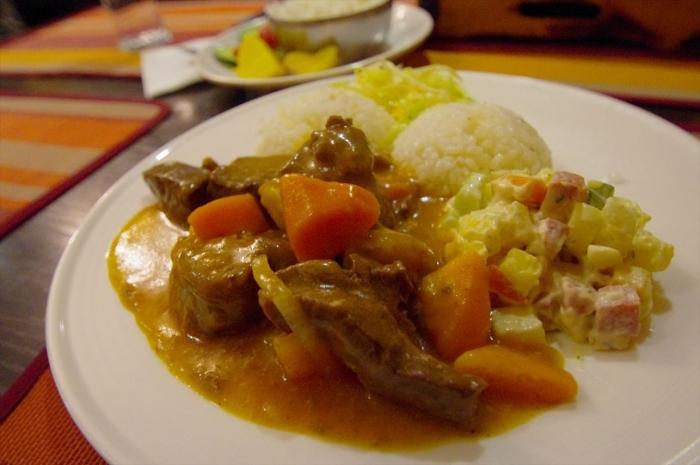 モンゴル料理がまずい… (5)