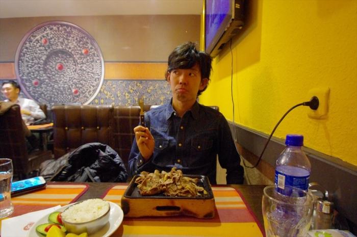 モンゴル料理がまずい… (8)