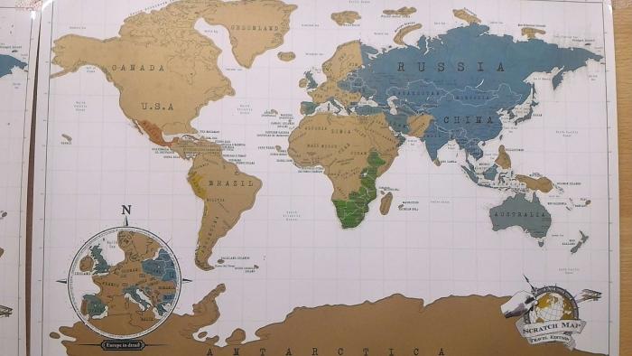 世界地図たいし