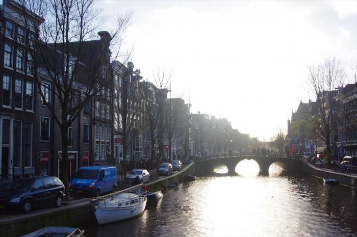 アムステルダム街歩き (4)