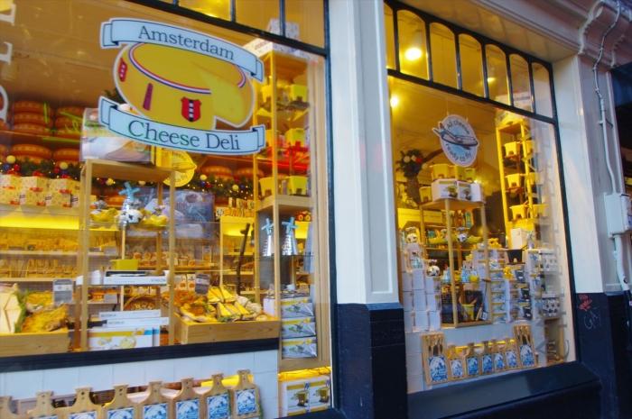 アムステルダム街歩き (7)