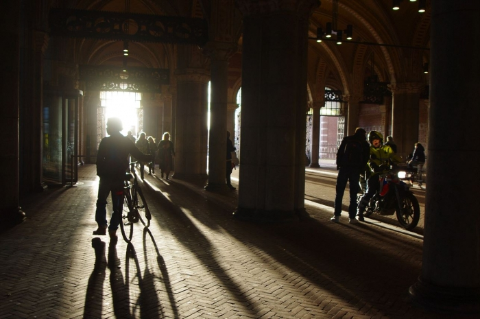 アムステルダム街歩き (21)